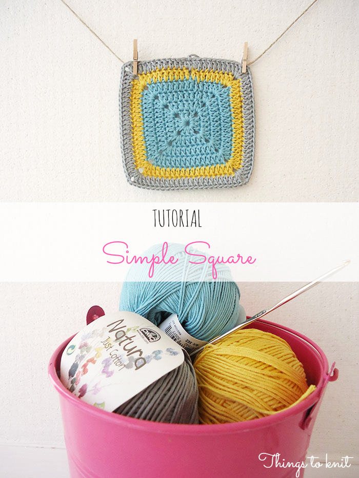 Tutorial: Simple square