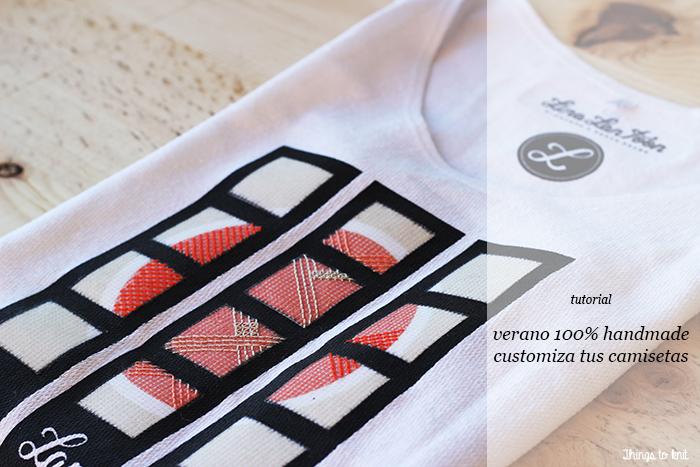 Tutorial: Customiza tus camisetas